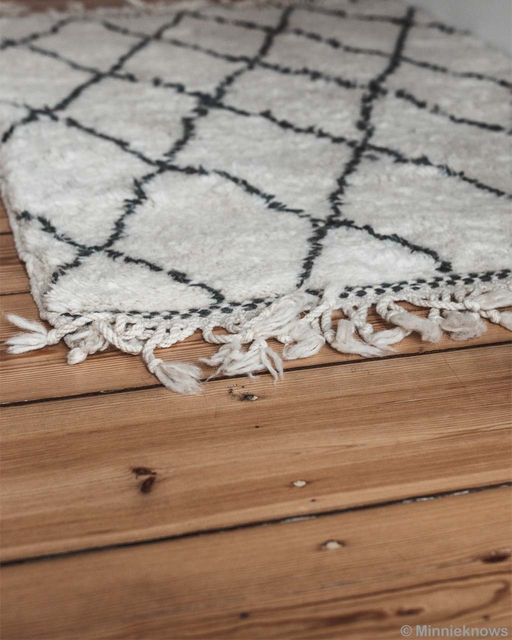 wooden floor asian designer pearl beni ourain room rugs