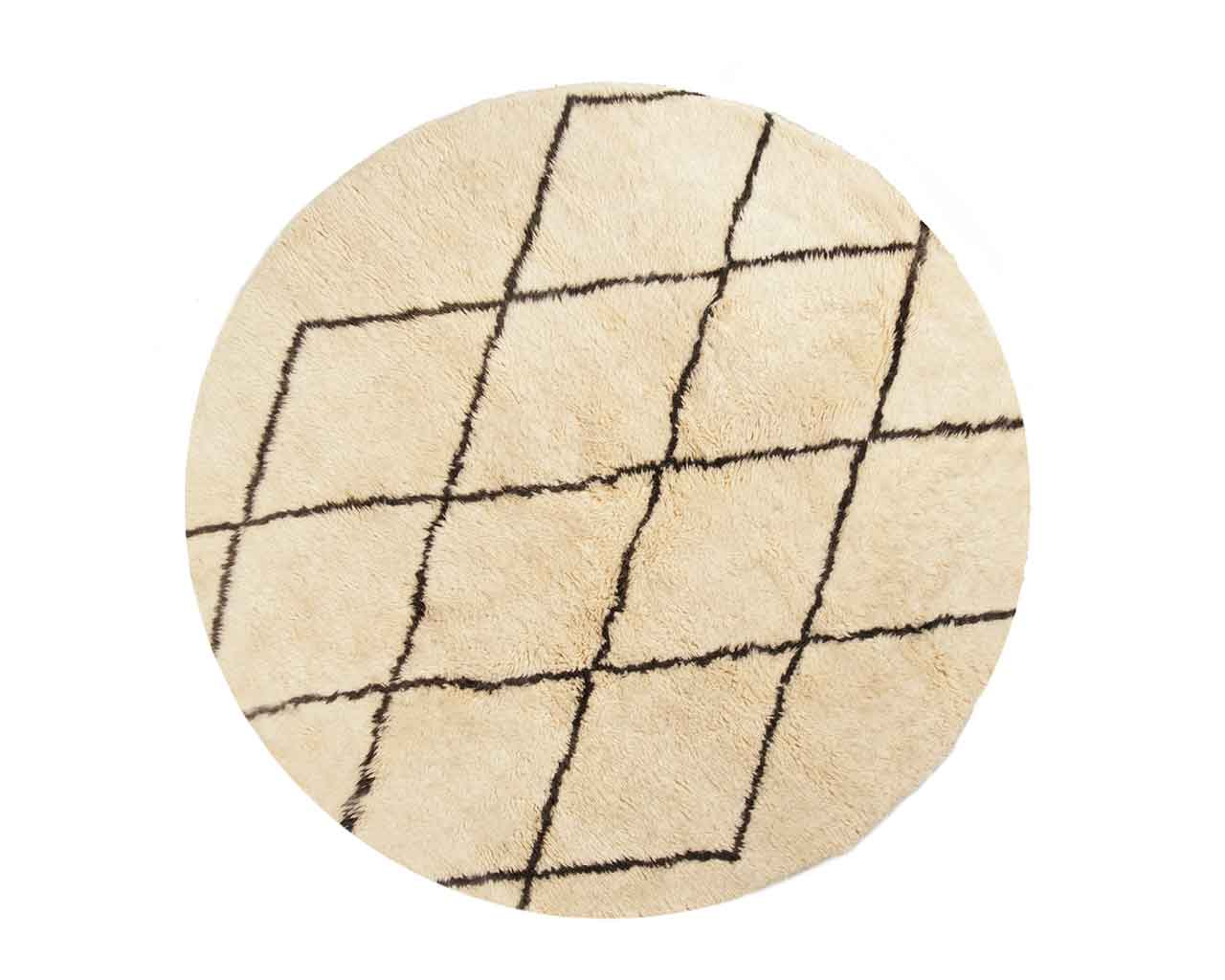 round beni ourain carpets reviews 1
